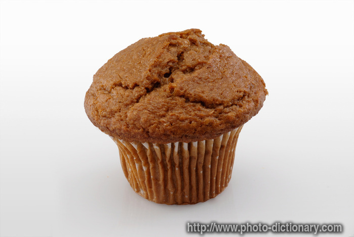 oat bran muffin other cream bran flax seeds along with