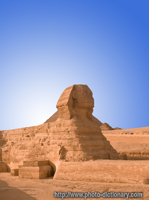 redating the great sphinx of giza schoch