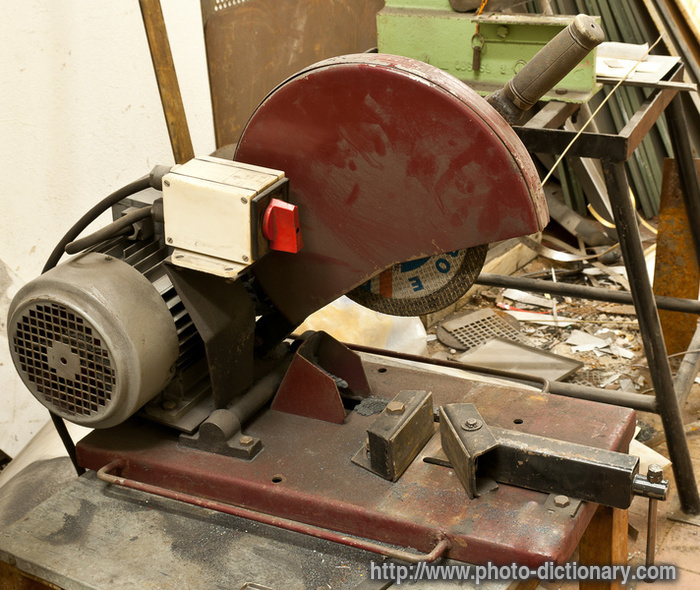 Bench Grinder Photo Picture Definition At Photo