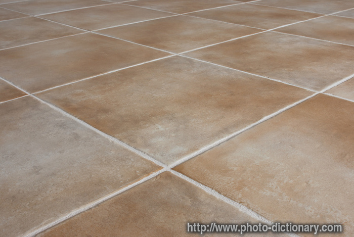 Ceramic tile photo picture definition at photo for Floor meaning in english