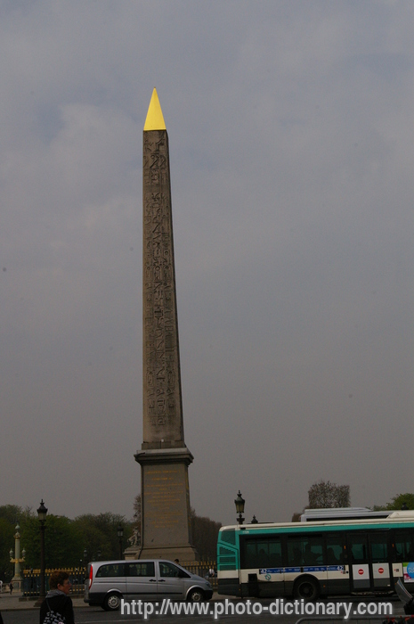 Obelisk Photo Picture Definition At Photo Dictionary