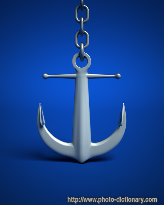 Anchor Photopicture Definition At Photo Dictionary Anchor Word