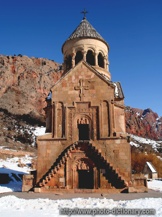 Monastery - Photo  Picture Definition At Photo Dictionary