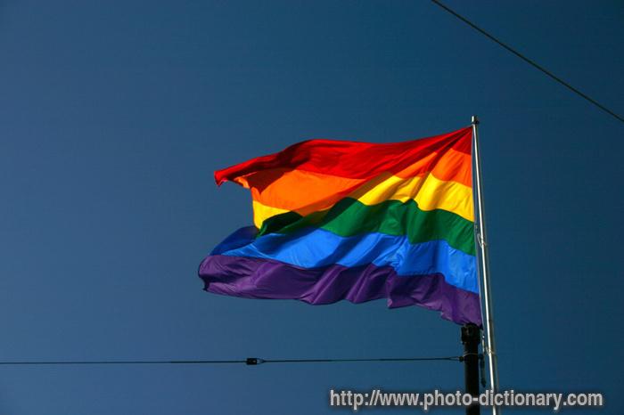 радуга флаг