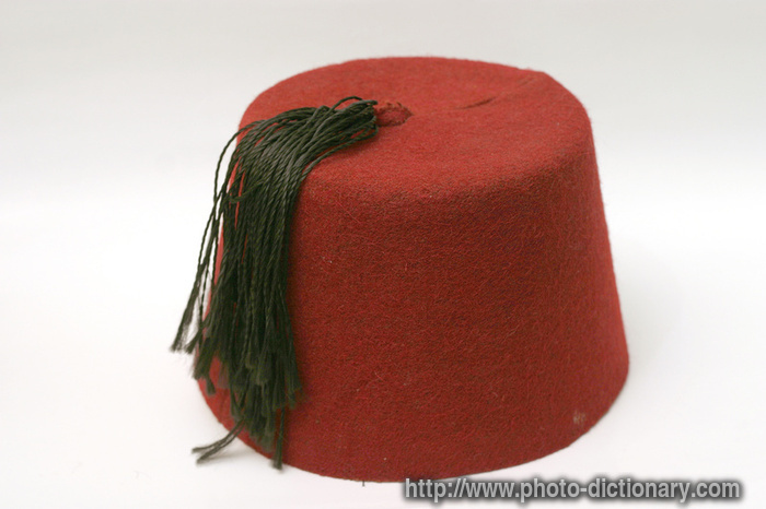 Exceptional Fez   Photo/picture Definition   Fez Word And Phrase Image