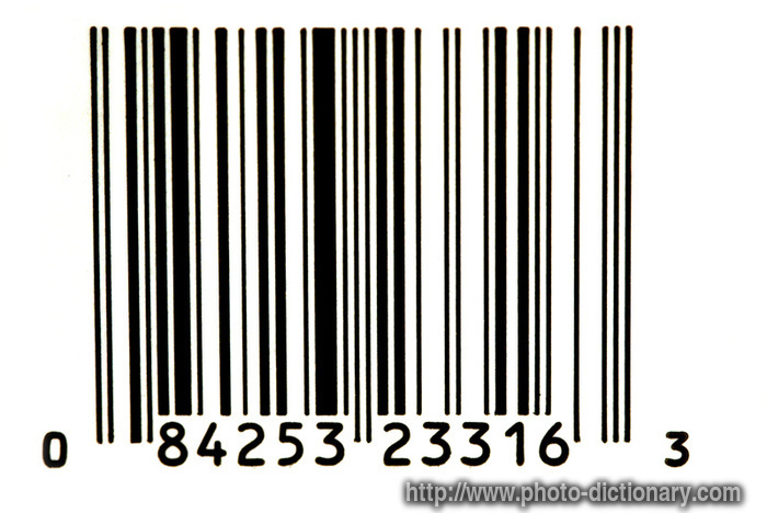 bar code. ar code - photo/picture