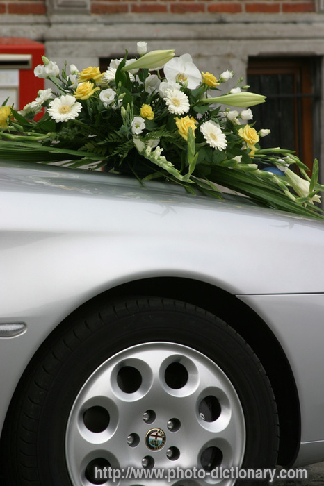 گالری عکس انواع مدل ماشین عروس