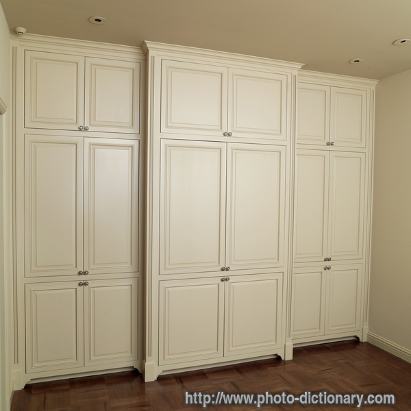 closet dictionary 2