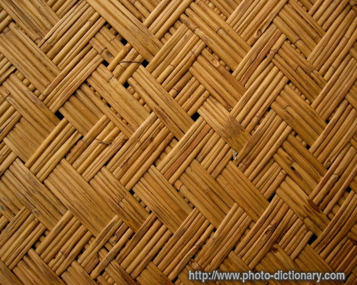 wicker photo picture definition at photo dictionary