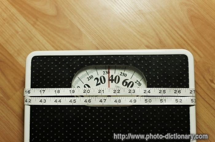 Bathroom Scale Photo Picture Definition At Photo