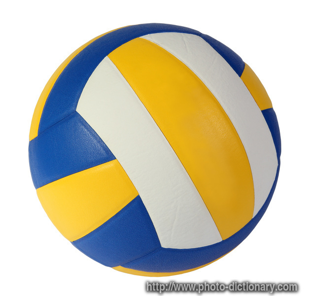 Volleyball Ball clipart. Balls: There are four balls in each game: Quaffle –