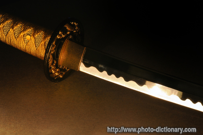 Samurai Sword Photo Picture Definition At Photo