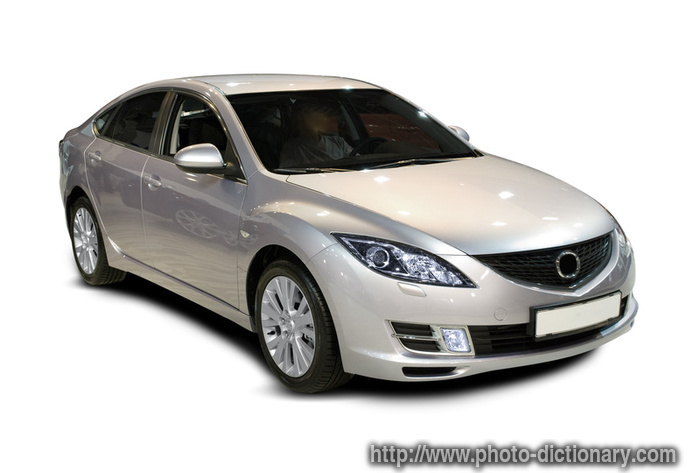 car  photo/picture definition at Photo Dictionary  car word and