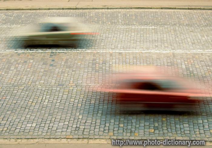 speed  definition