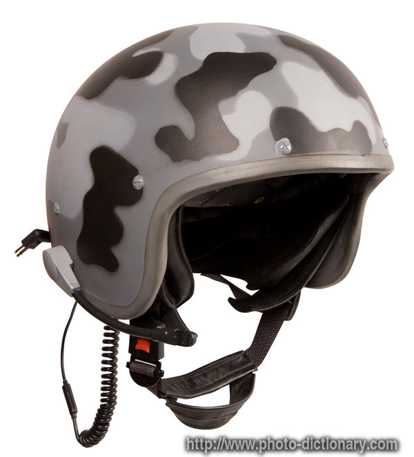 Military Helmet   Photo/picture Definition   Military Helmet Word And  Phrase Image