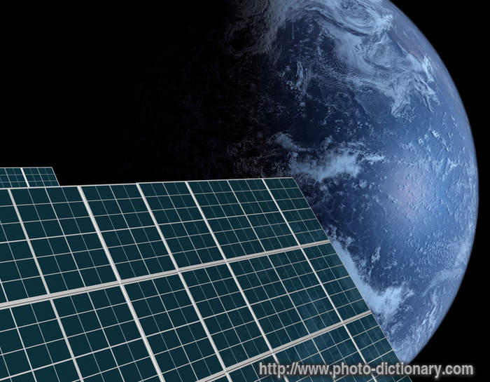 Solar Energy Photo Picture Definition At Photo