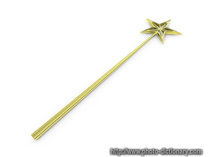 wagic wand