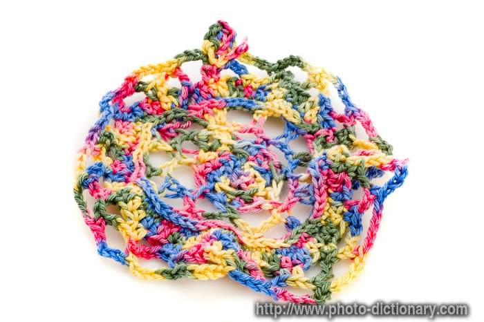 Crocheting Define : Crochet Definition Image