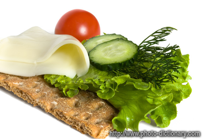 healthy food - photo/picture definition - healthy food word and phrase ...