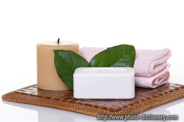натурален сапун