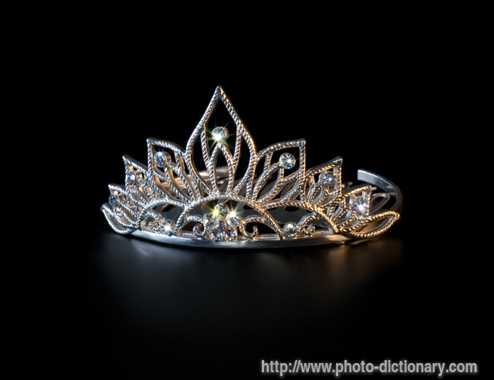 diadem - photo/picture definition at Photo Dictionary ...