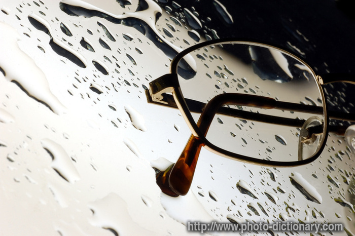spectacles - photo/picture definition at Photo Dictionary