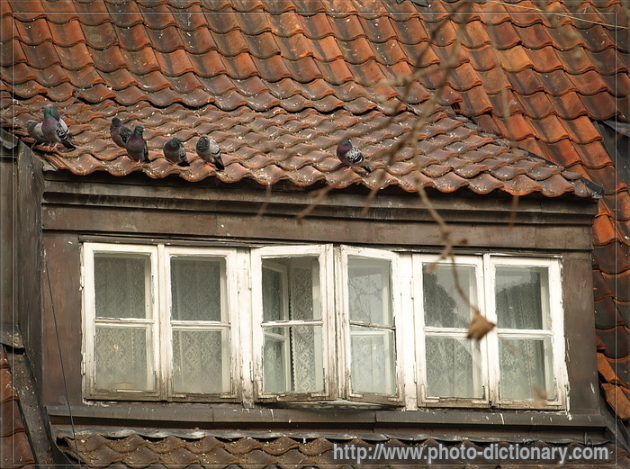 Attic Photo Picture Definition At Photo Dictionary