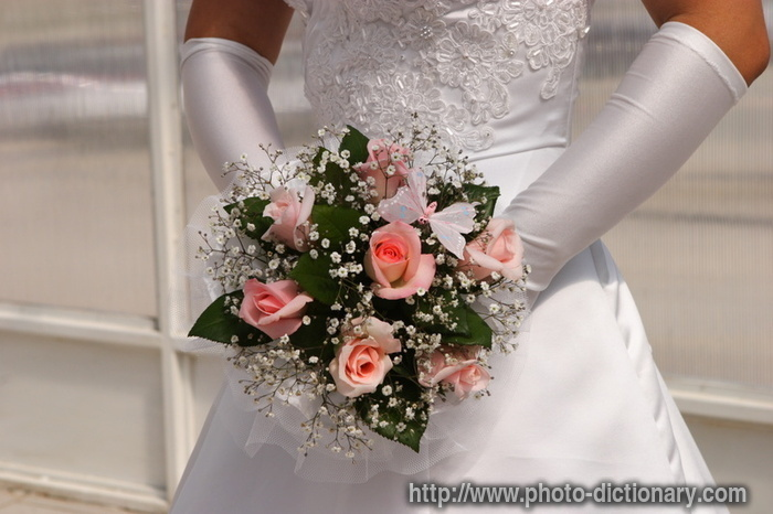 Cheap Bridal Bouquet Ideas Wedding Dresses And Hairstyles Pictures