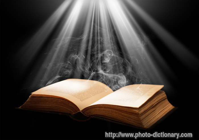 Holy Book - photo/picture definition at Photo Dictionary - Holy ...