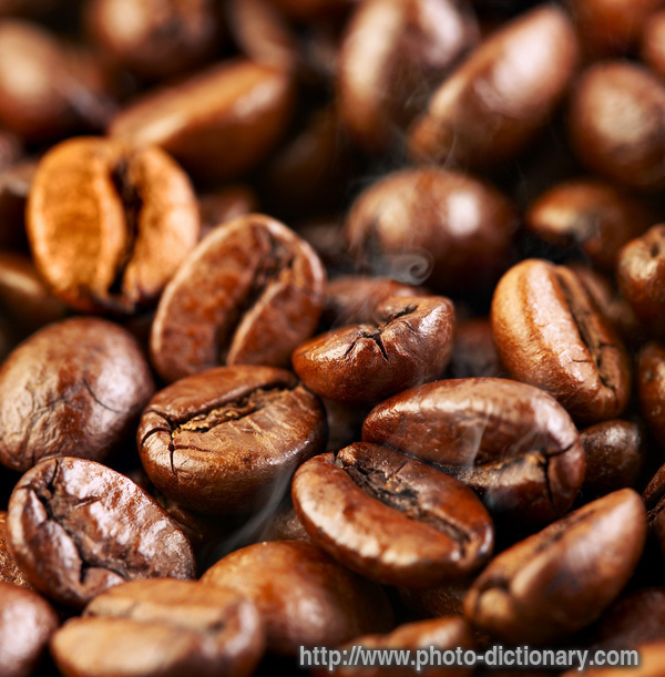 coffee - photo/picture definition - coffee word and phrase image