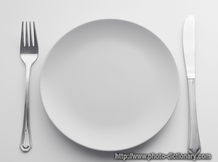 Cutlery set photo picture definition cutlery set word and phrase