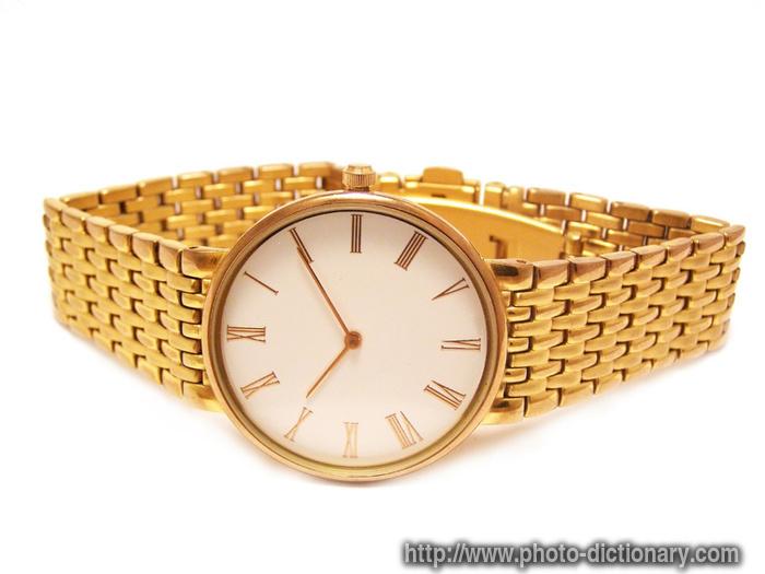 Gold Watches Pictures