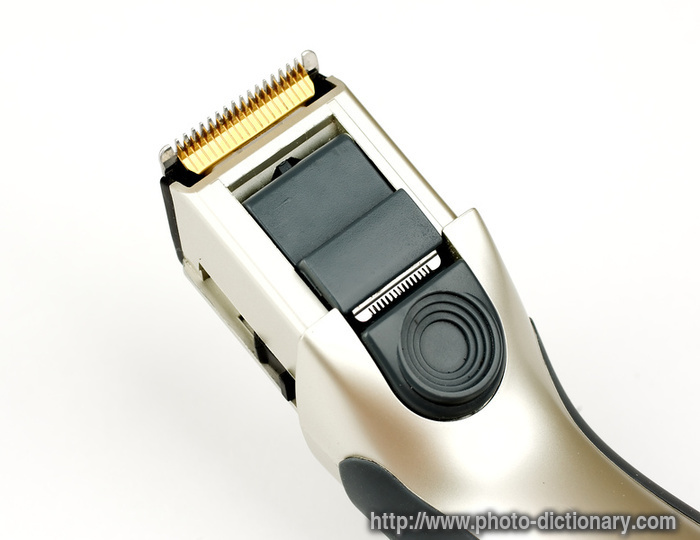 beard trimmer photo picture definition at photo dictionary beard trimmer. Black Bedroom Furniture Sets. Home Design Ideas