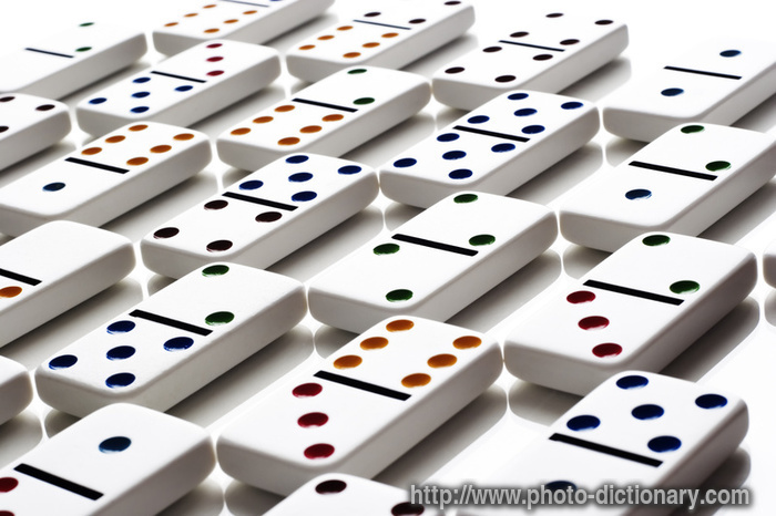 Domino pattern photopicture definition at Photo Dictionary Best Pattern Definition