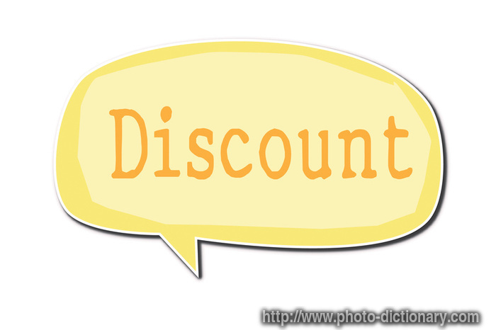 discount  definition