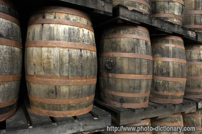 Rum Distillery Photo Picture Definition At Photo