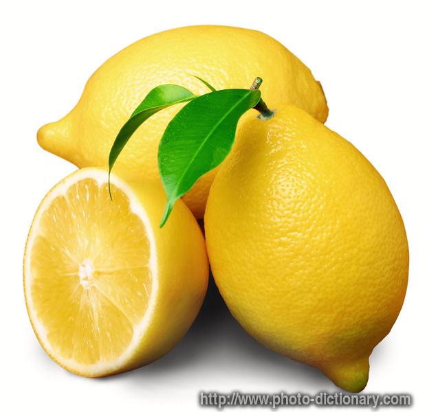 هــذا يجـب نعلــمه جميـعا الليمـون