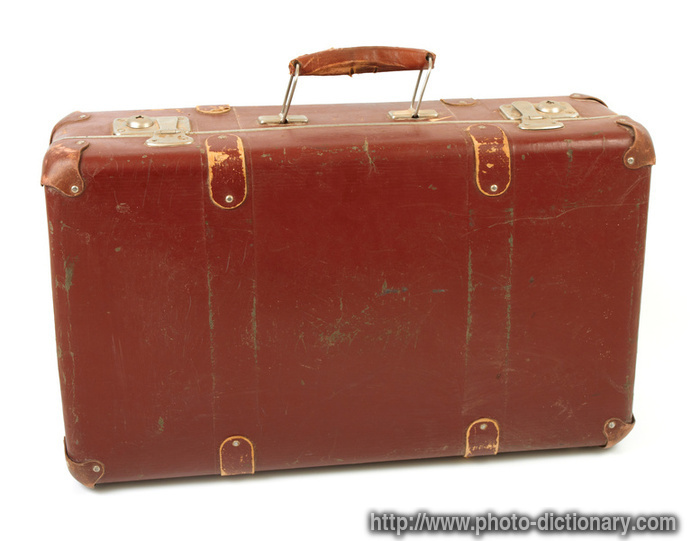 suitcase photopicture definition at photo dictionary