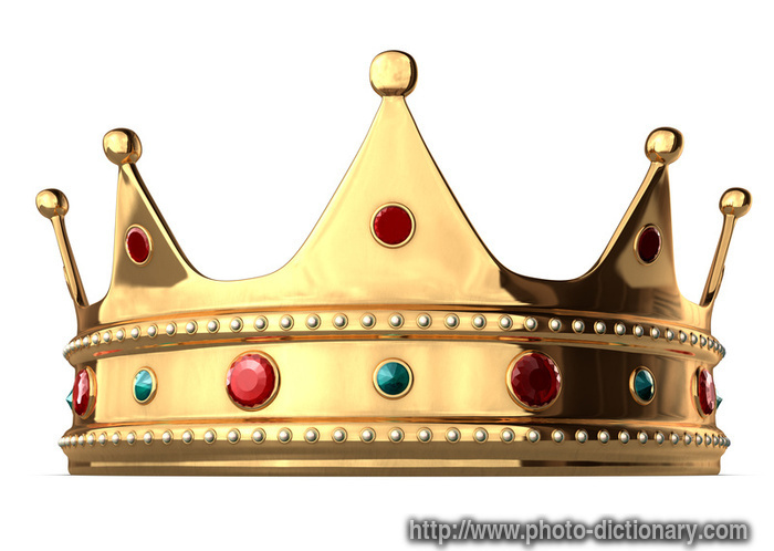 crown - photo picture definition - crown word and phrase imageQueen Crown Transparent Png