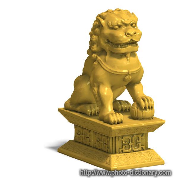Chinese fu dog - photo#28