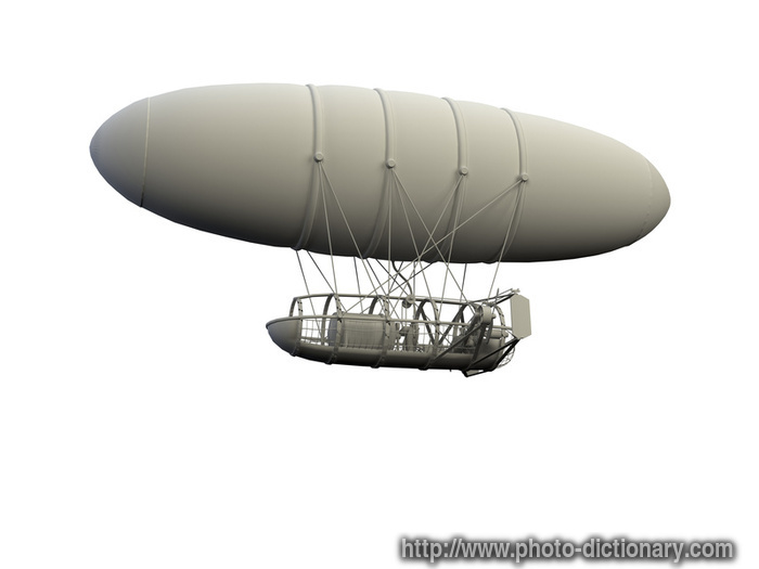 Car To Go >> zeppelin - photo/picture definition at Photo Dictionary ...