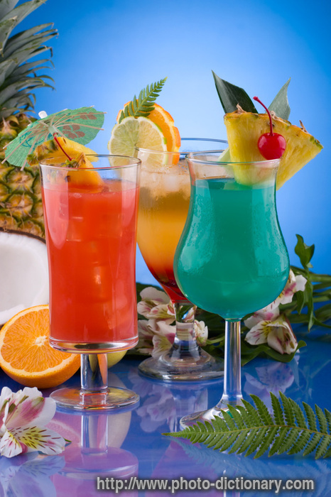 Mai Tai Cocktail recipes