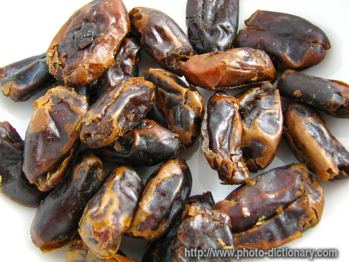 dates. dry dates - photo/picture