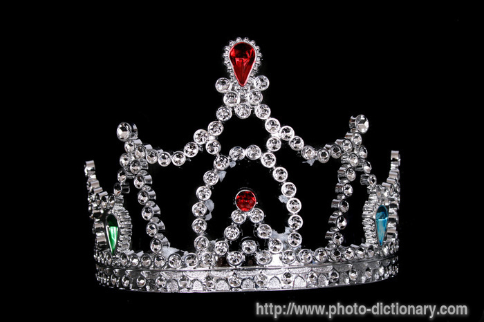 silver crown - photo/picture definition at Photo ...