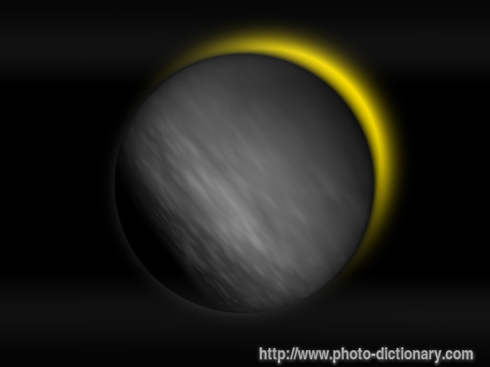 Solar eclipse photo picture definition at photo dictionary solar eclipse word and phrase