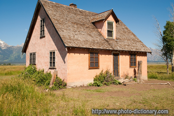 mormon cottage photo picture definition at photo
