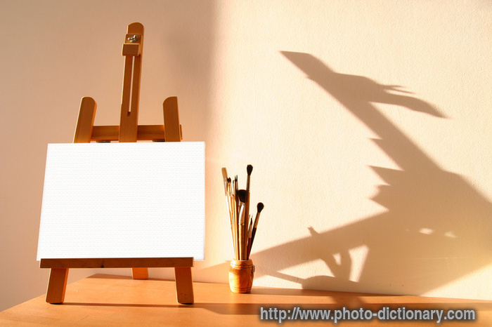 Table easel photo picture definition at photo dictionary for Html table definition