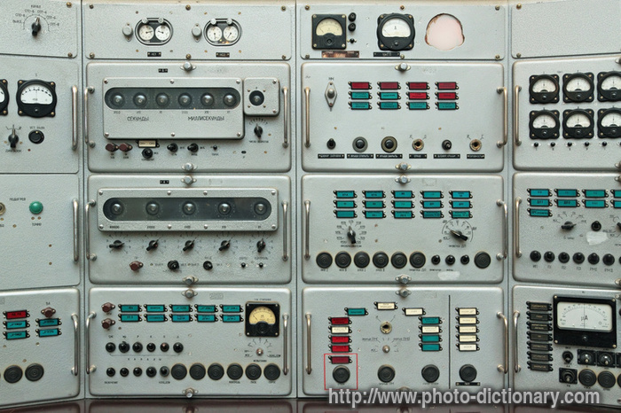 how to build an operation control panel
