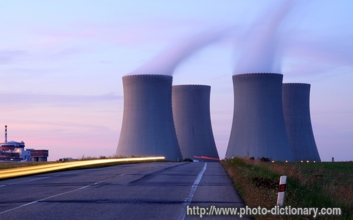 an explanation of nuclear reactor In a nuclear power plant, heat energy is generated by a nuclear reaction called as nuclear fissionnuclear fission of heavy elements such as uranium or thorium is carried out in a special apparatus called as a nuclear reactor.