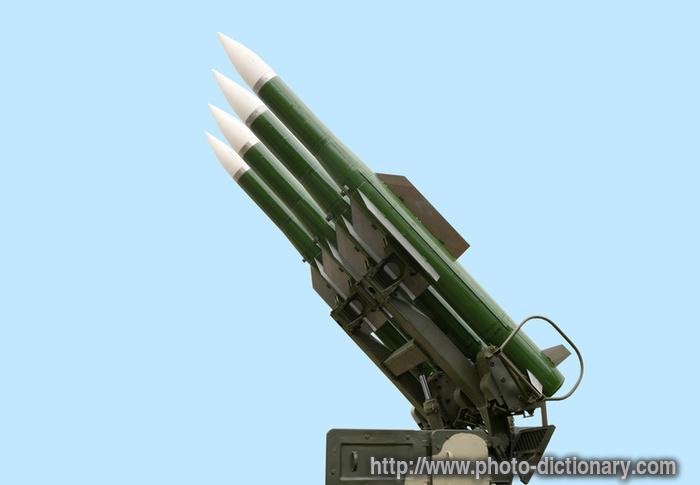 Anti Aircraft Missiles Photo Picture Definition At Photo